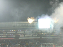 If Carlsberg made fireworks......they wouldn't do it like this