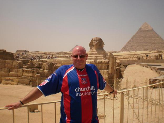 Magicdaz in Cairo