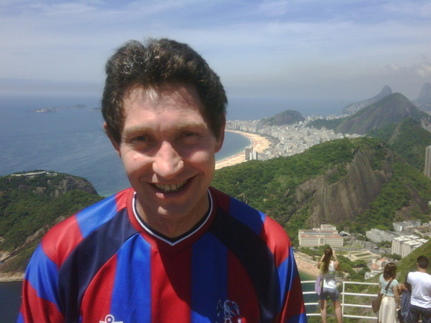 Keith in Rio Jan 2011