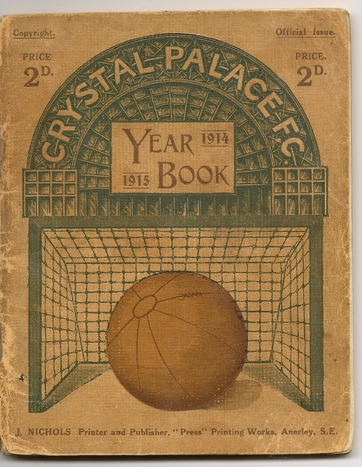 Palace Year Book 1914/15 - Phil O'Sophical