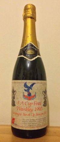 CPFC 1990 Cup Final Champagne
