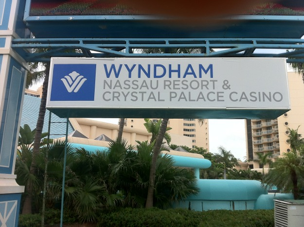 Crystal Palace Casino in Bahamas - Mike Spanswick
